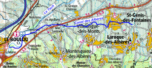 Canal des Albéres